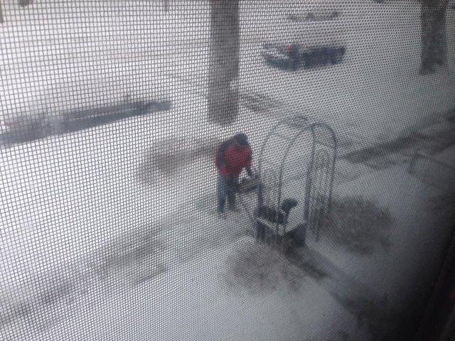 amo snowblower