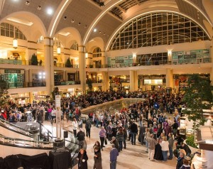 CIFF Tower City shot