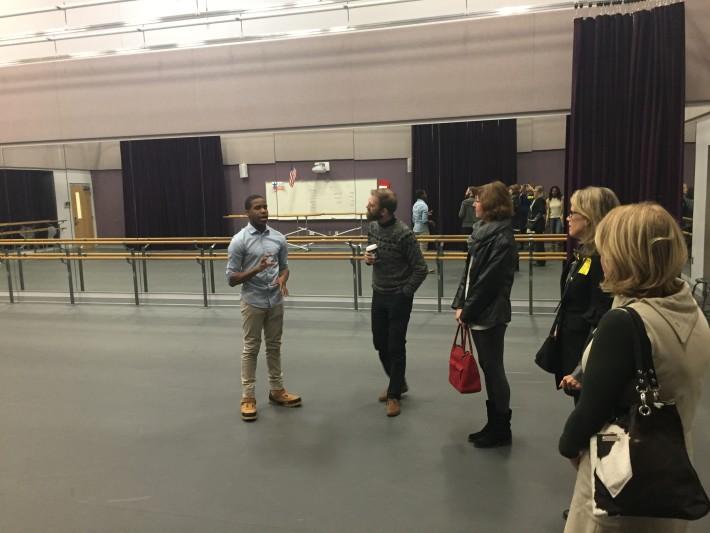 CSA dance studio