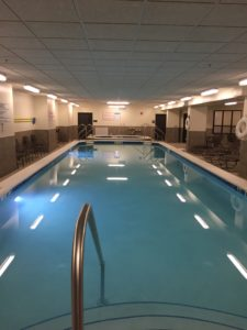 Drury swimming pool