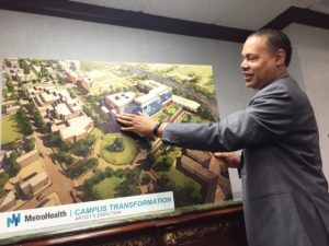 MetroHealth's Campus Transformation Plan