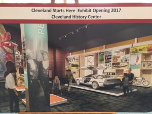 The Cleveland History Center, Our City Starts Here!