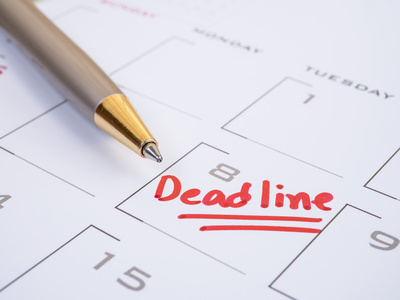 what s the right deadline for a job offer response executive
