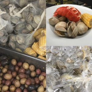 Why are clambakes so popular in Cleveland?
