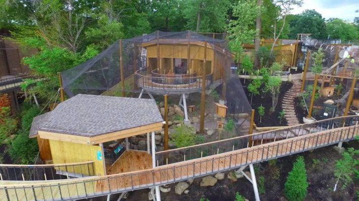 Ralph Perkins II Wildlife Center & Woods Garden