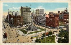 Public Square in 1920.