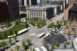 Public Square today.