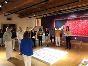 Maltz Museum of Jewish Heritage Exhibit